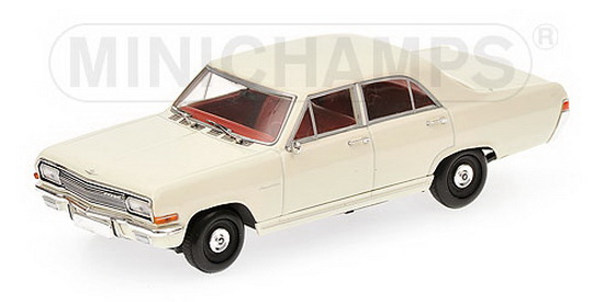 1:43 OPEL KAPITAN 1964 WHITE