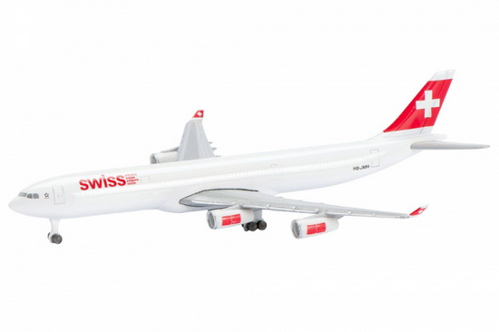1:600 Swiss Air, AIRBUS A340-300