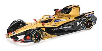 1:43 FORMULA E SEASON 5 - DS TECHEETAH FORMULA E TEAM - JEAN-ERIC VERGNE