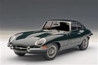 1:18 JAGUAR E-TYPE COUPE SERIES I. 3.8 GREEN