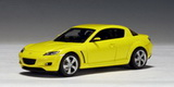1:43 MAZDA RX-8 RHD LIGHTING YELLOW 2003
