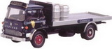 1:76 BEDFORD TK 4/GUINESS/-WHEEL PLATFORM LORRY WITH BARRELS