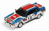 1:43 NISSAN 240 RS NO14 RALLY MONTE CARLO T.KABY-K.GORMLEY