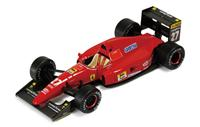 1:43 FERRARI F 92A NO27 FRENCH GP 1992 J.ALESI