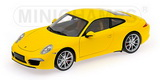 1:18 PORSCHE CARRERA S (991) - 2011 - YELLOW