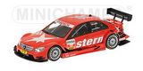 1:43 MERCEDES-BENZ C-CLASS (2008) - 'STERN' - TEAM STERN AMG MERCEDES - MATHIAS LAUDA - DTM 2009