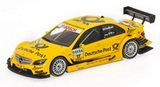 1:43 MERCEDES C-CLASS / 2008 / DEUTSCHE POST DTM 2010 D.COULTHARD