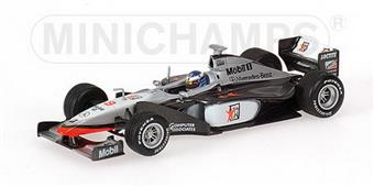 1:43 MCLAREN MERCEDES MP4/13 MIKA HAKKINEN WORLD CHAMPION 1998