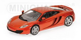 1:43 MCLAREN MP4-12C 2011 ORANGE METALLIC