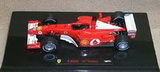 1:43 FERRARI F2002 2002 CANADA GP WINNER M.SCHUMACHER 150TH FERRARI WIN