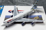 1:200 BOEING 747-4 BOEINGRITISH AIRWAYS