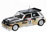 1:18 RENAULT 5 MAXI TURBO 1986