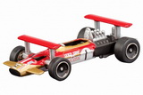 1:90 LOTUS 49B GOLD LEAF PICCOLO