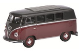 1:64 VW T1, darkred-black