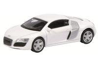 1:64 Audi R8 Coupé, white