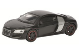 1:64 Audi R8 Coupé, black