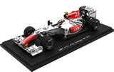 1:43 FRT F111 CHINA GP 2011 no23 V.LIUZZI